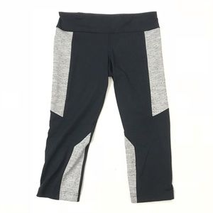 Under armour women's cropped athletic leggings